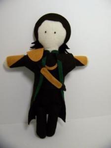 Loki Doll