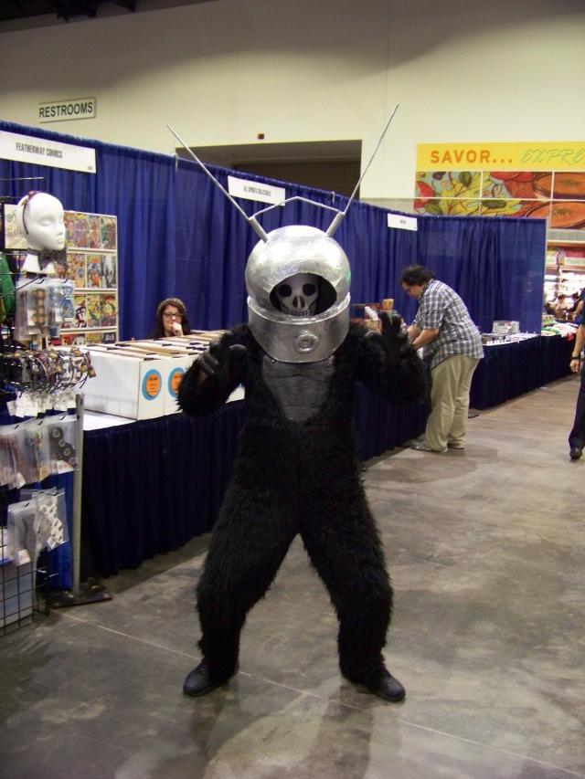 To feel like the hu-man1 to cosplay like the hu-man!