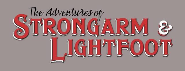 Strongarm Lightfoot Banner
